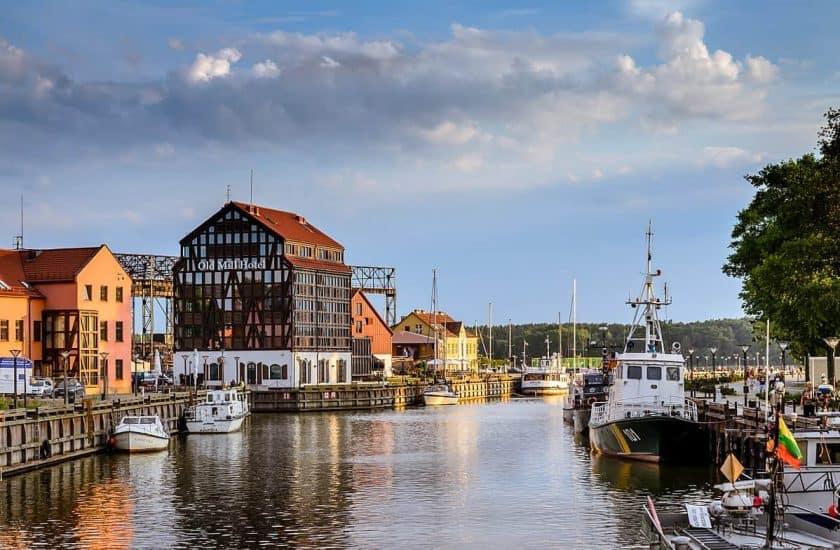 Klaipeda Hafen