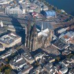 Kölner Dom von oben
