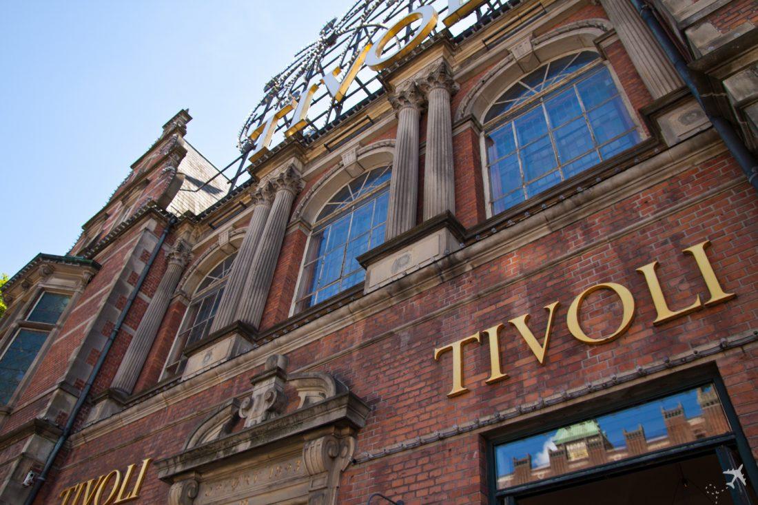 Tivoli - Kopenhagen, Dänemark
