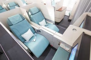Korean Air Business Class Prestige Suite