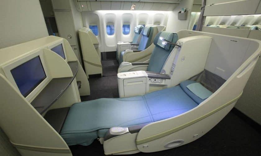 Korean air first