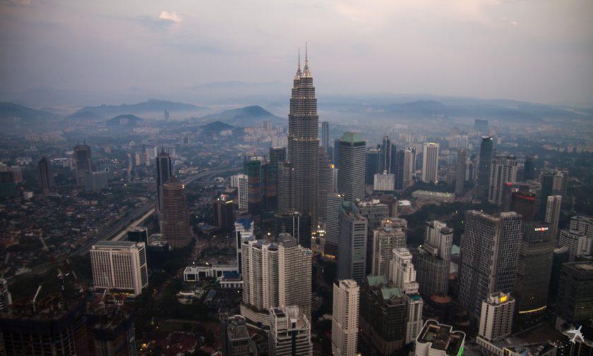 Petronas Towers Kuala Lumpur, Malaysia