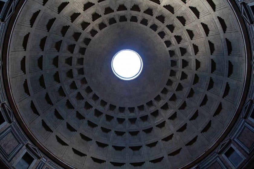 Kuppel Pantheon Rom