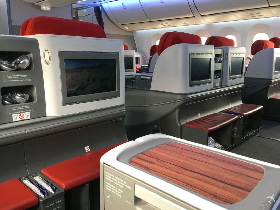 LATAM Boeing 787 Business Class