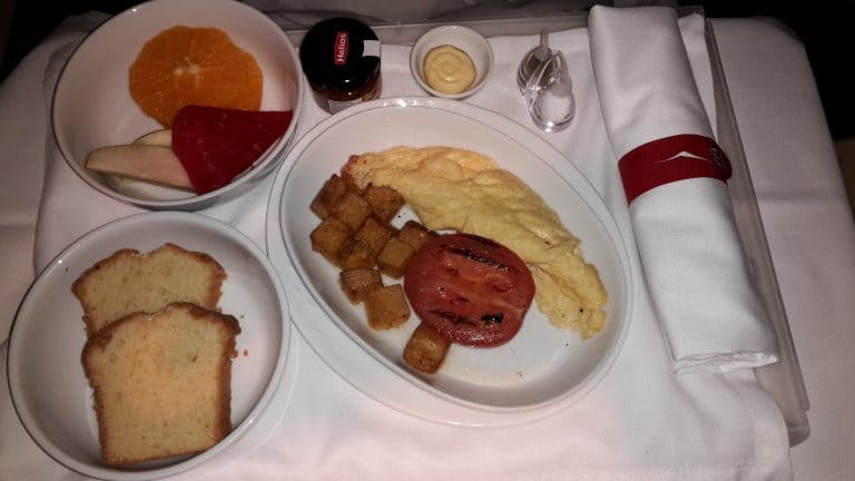 LATAM Business Frühstück