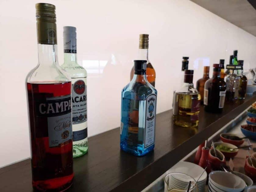 LATAM Lounge SCL Alk