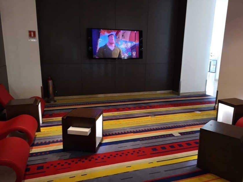 LATAM Lounge SCL Kids Room
