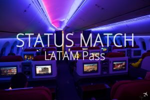LATAM Pass Status Match
