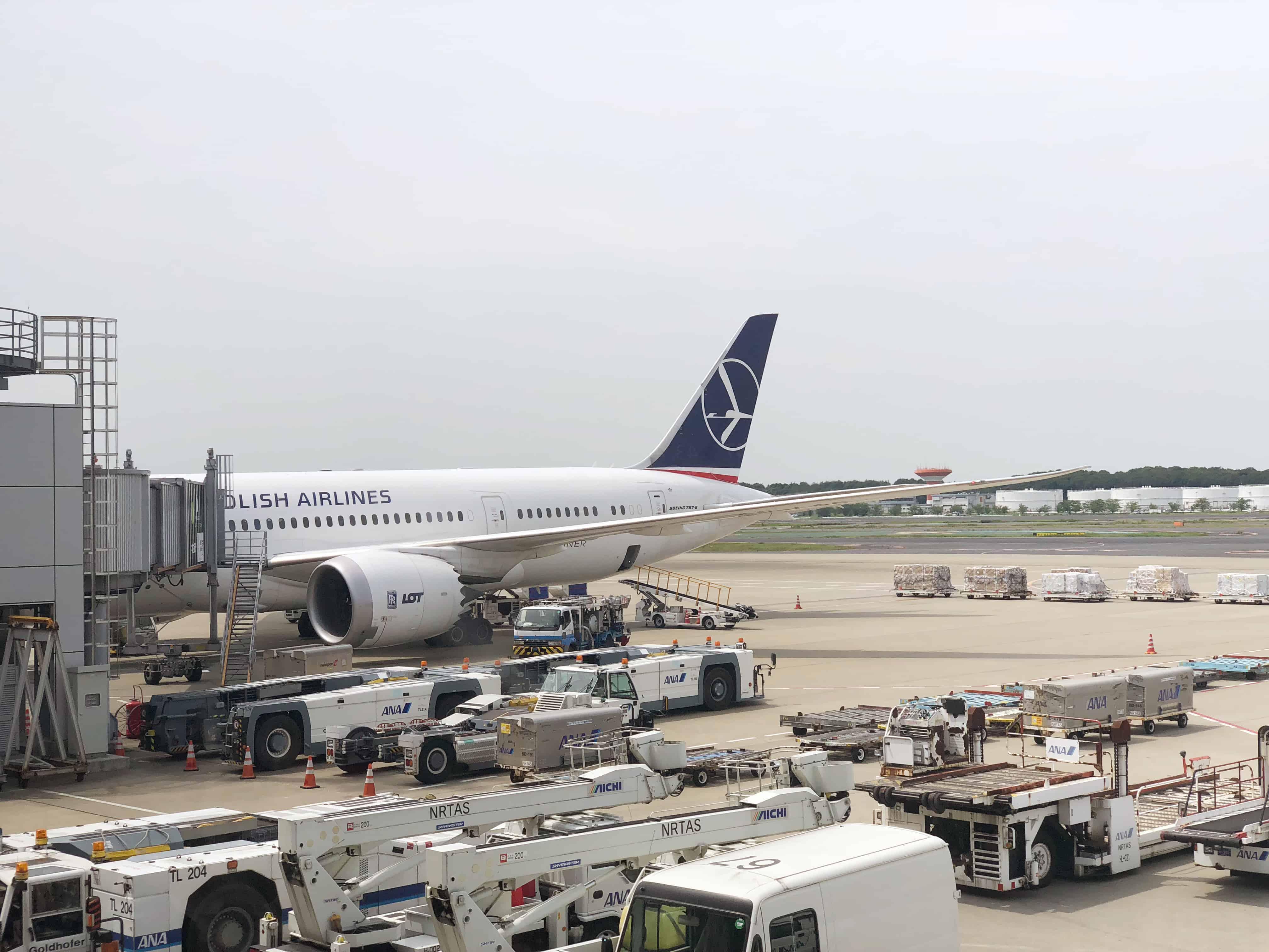 LOT Bewertung Dreamliner Aussen