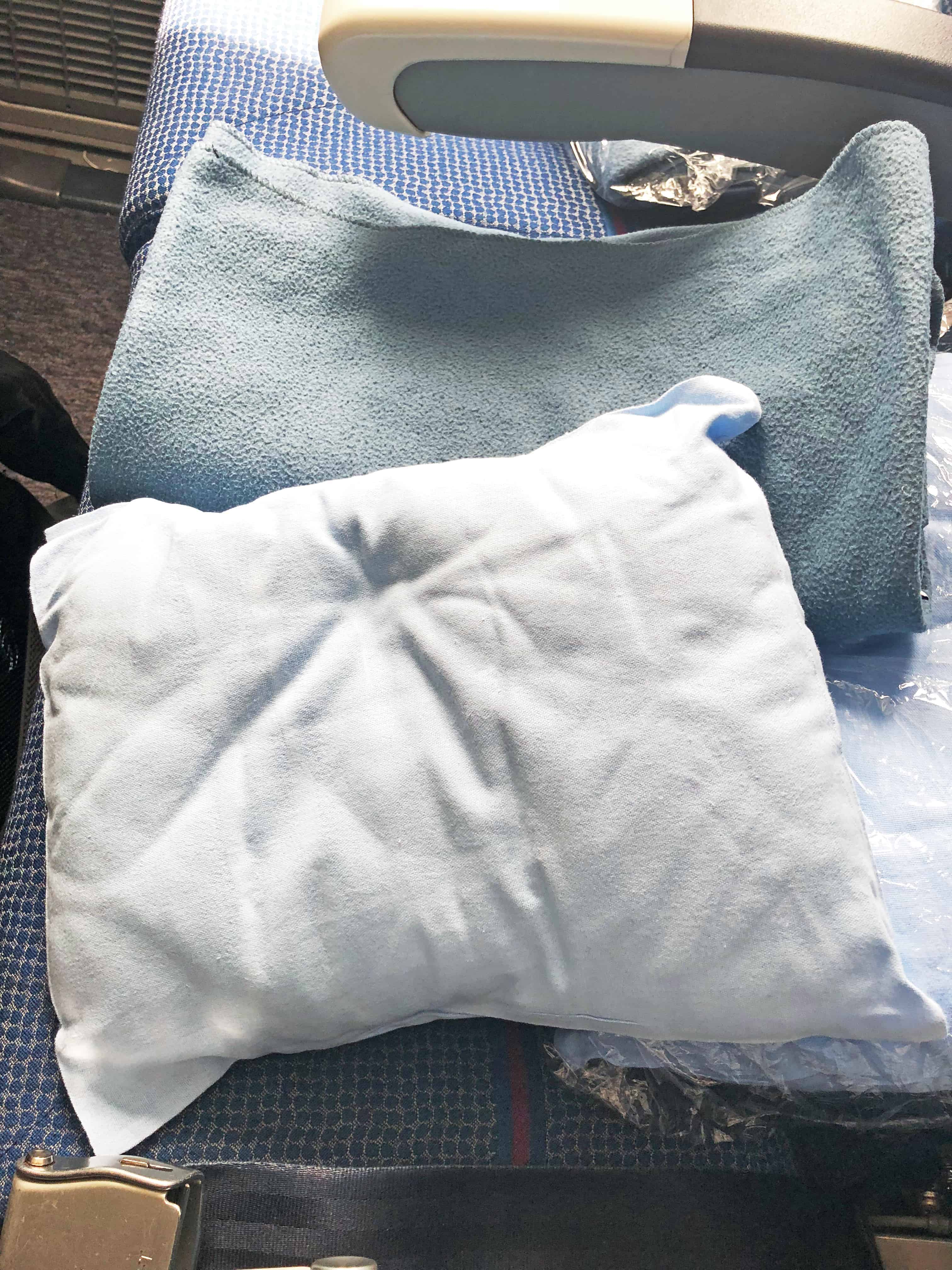 LOT Bewertung Kissen und Decke