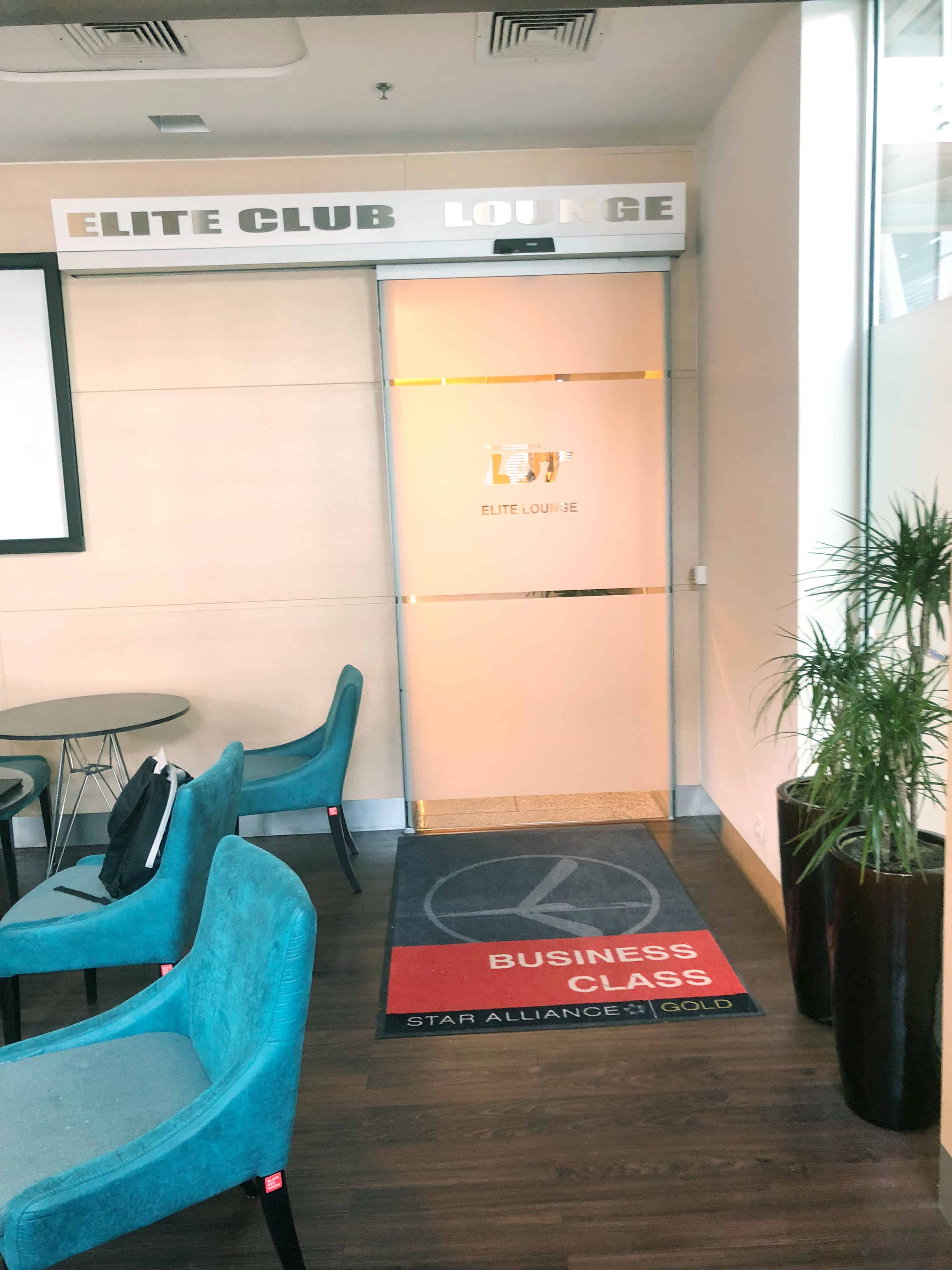 LOT Bewertung LOT Lounge Zugang