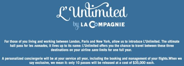 La Compagnie L'Unlimited