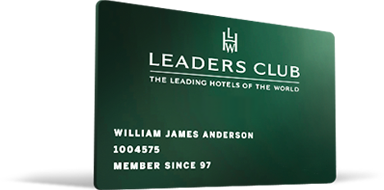 Leaders Club Karte