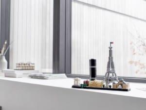 Lego Architecture Paris Skyline