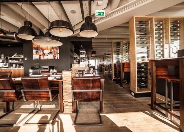 Leonardo Hotel Amsterdam Rembrandtpark Restaurant