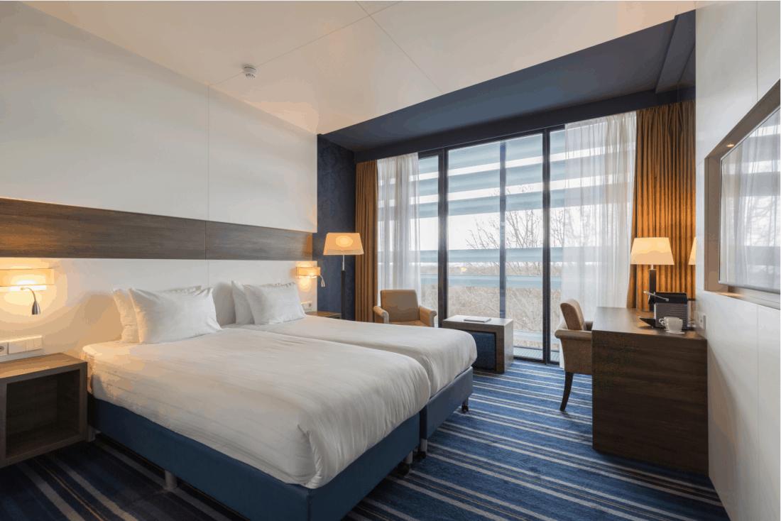 Leonardo Royal Den Haag Comfort Twin Room