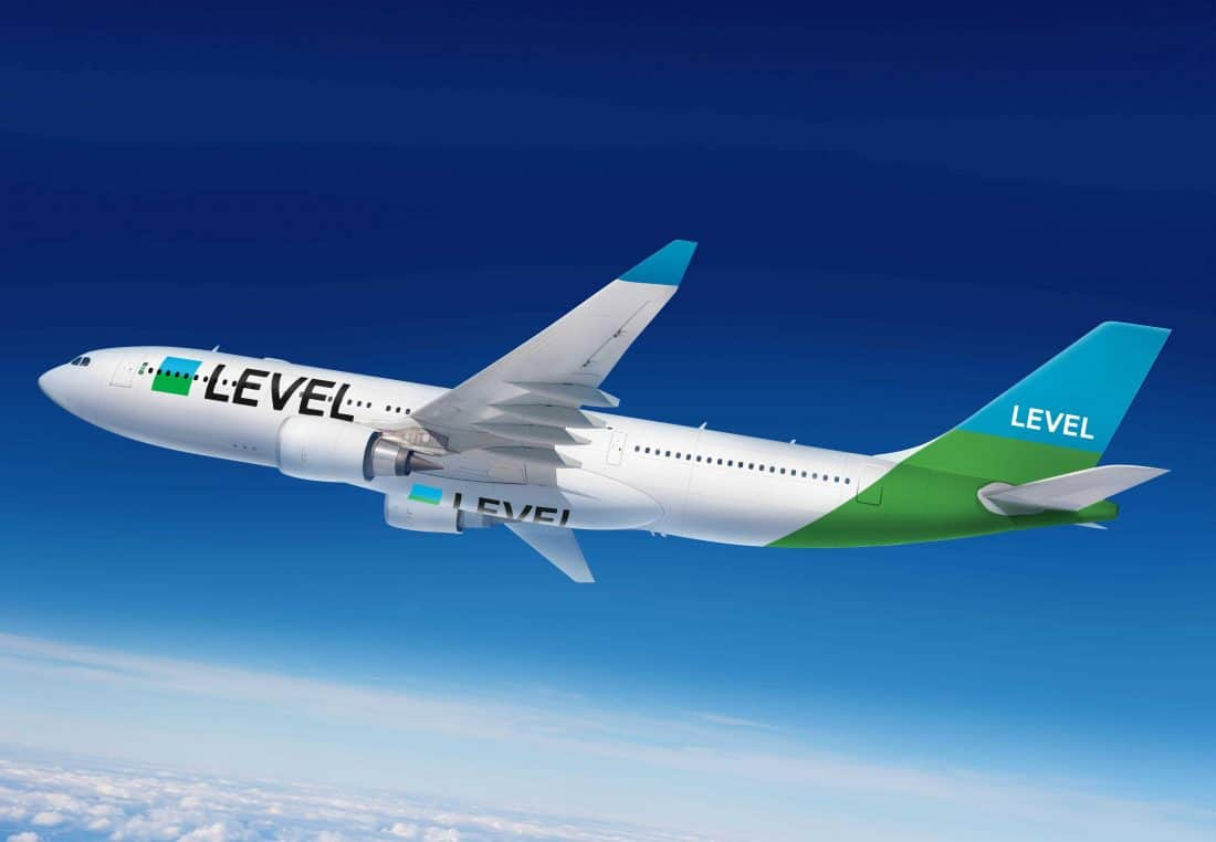 Level Airbus A330