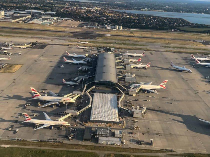 London Heathrow Terminal 5 C Gates