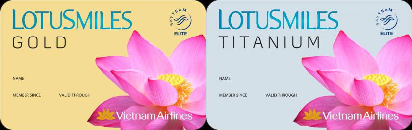 Lotusmiles Titanium Gold
