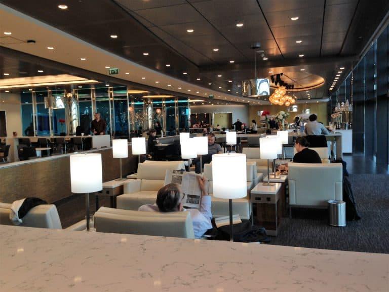 United Lounge T2 Heathrow