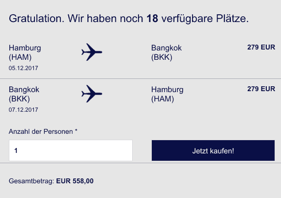 Lufthansa AnyWay Travel Pass