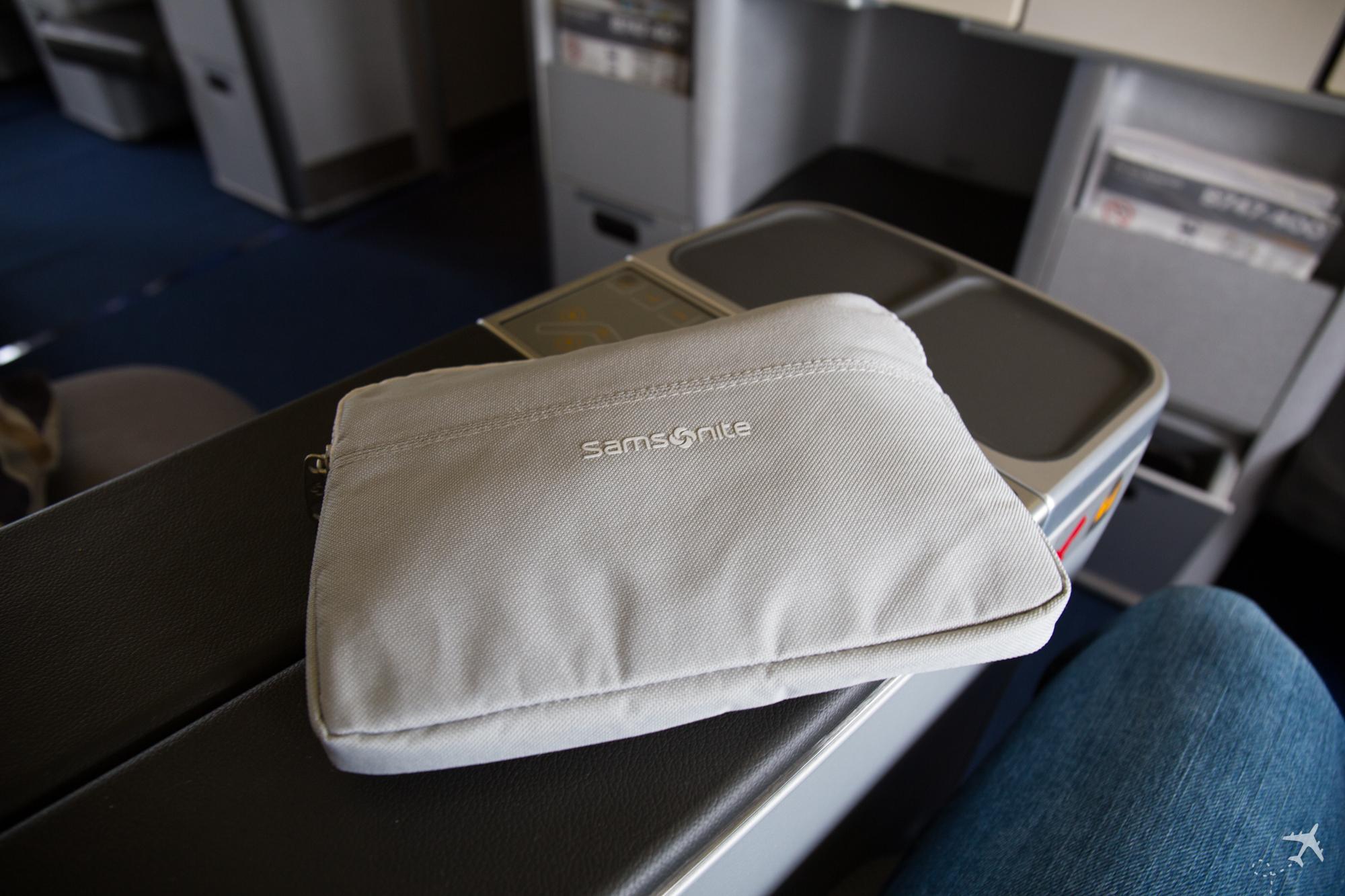 Lufthansa Business Class Amenity Kit