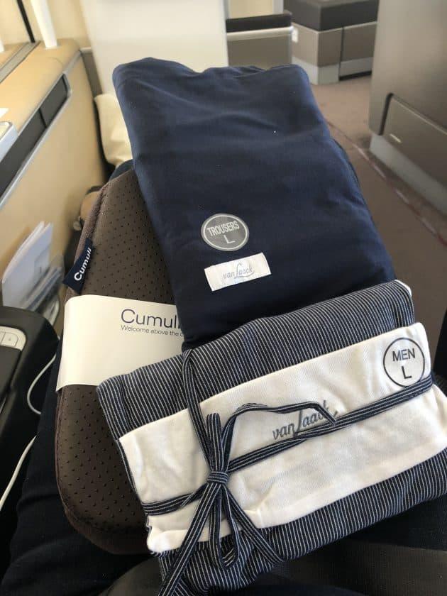 Lufthansa First Class Pyjama