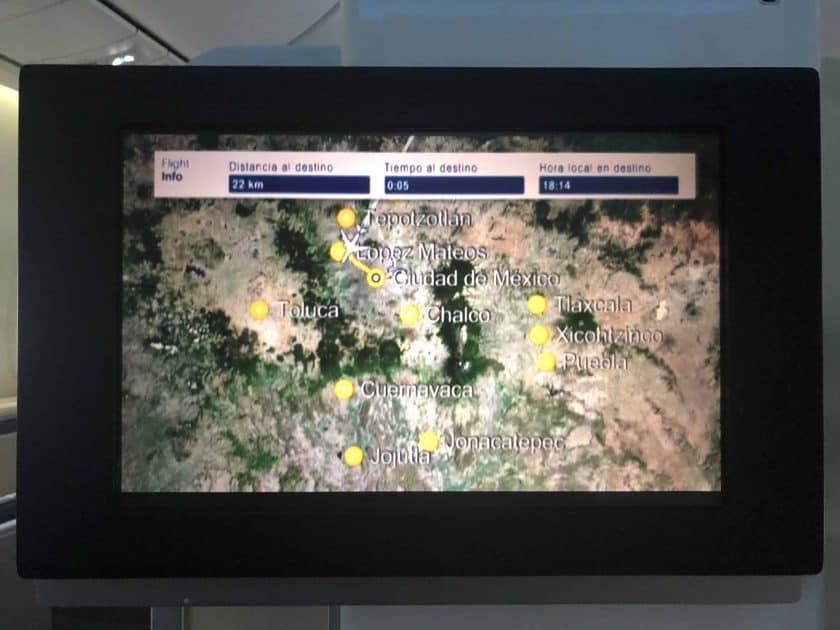 Lufthansa First Class IFE