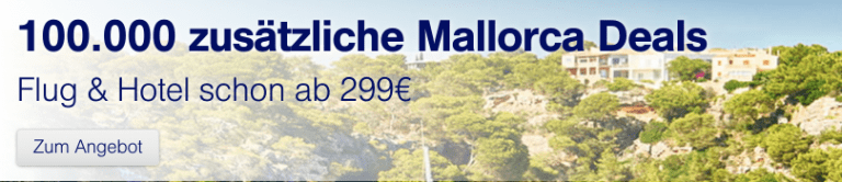 Lufthansa Holidays Mallorca Deals