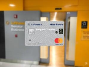 Lufthansa MilesandMore Frequent Travller Kreditkarte Titelbild