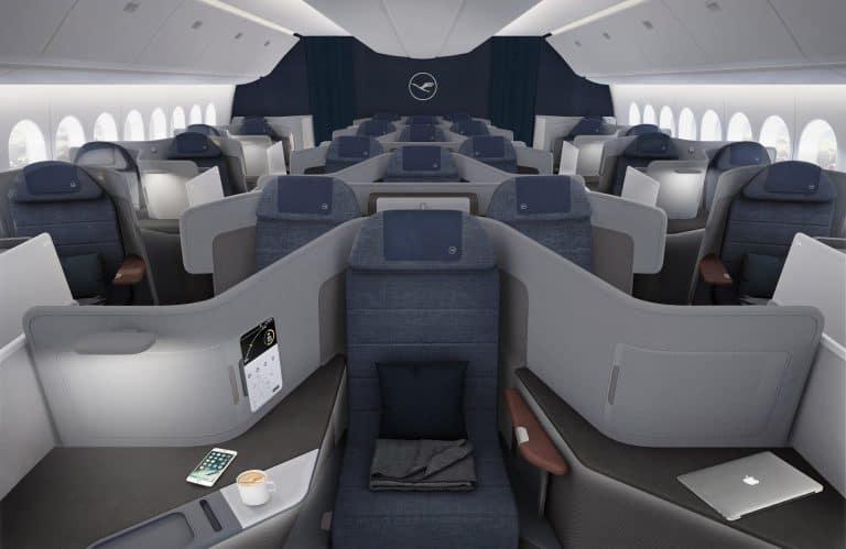 Lufthansa Neue Business Gesamt
