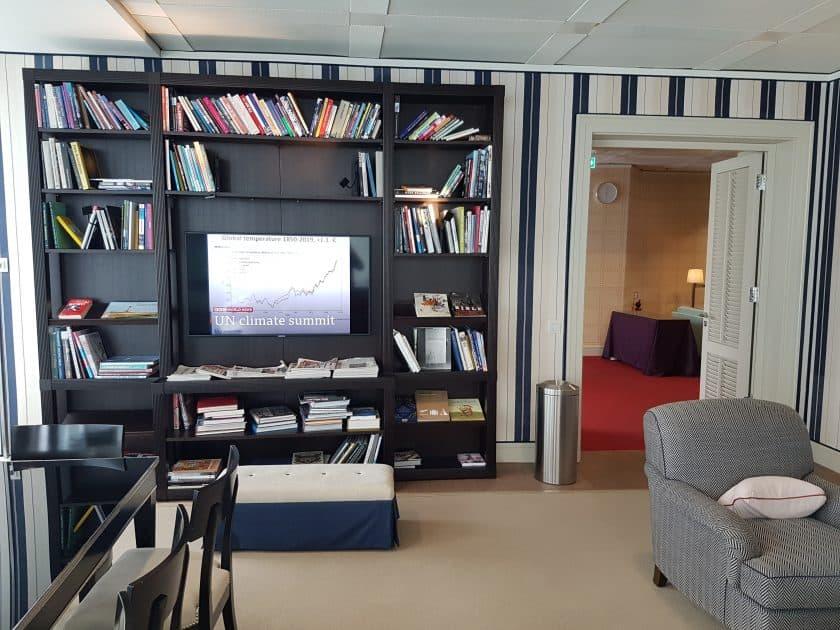 Lufthansa Panorama Lounge Sitzbereich 5