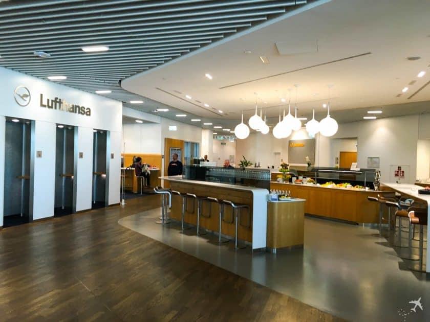 Lufthansa Senator Lounge Frankfurt/Main