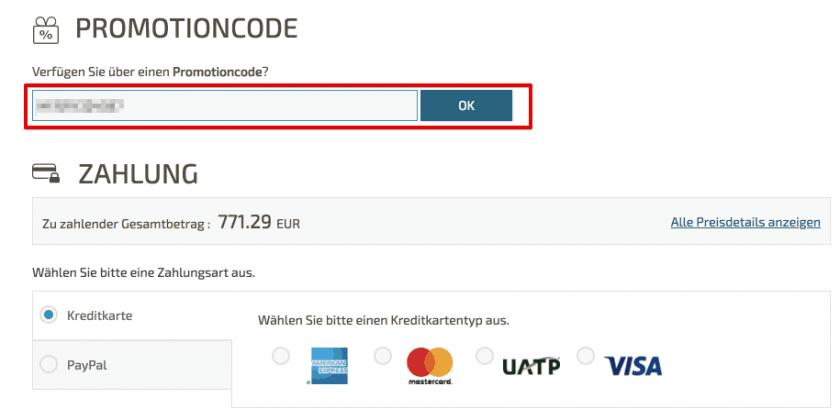 Luxair Gutscheincode einloesen