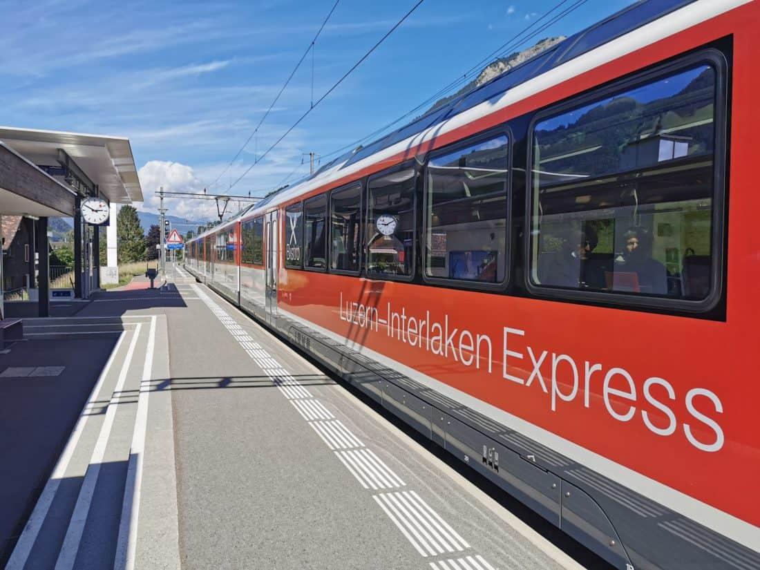 Luzern Interlaken Express
