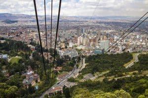 Bogota, Kolumbien