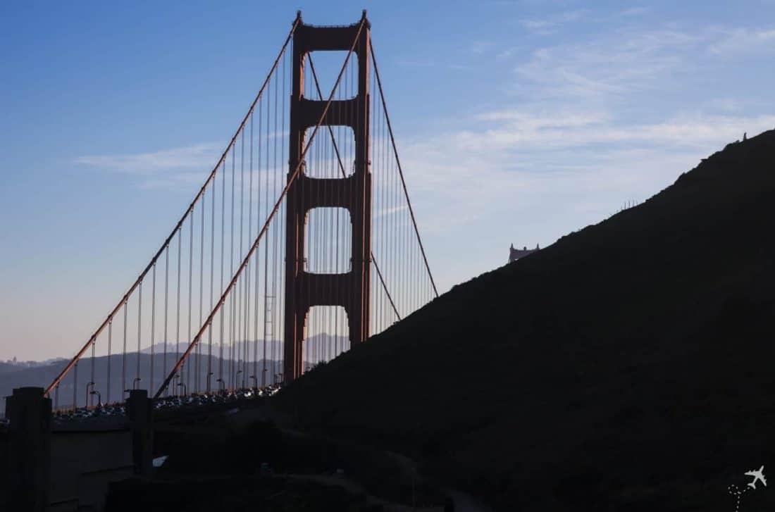 Golden Gate Bridge - San Francisco, USA