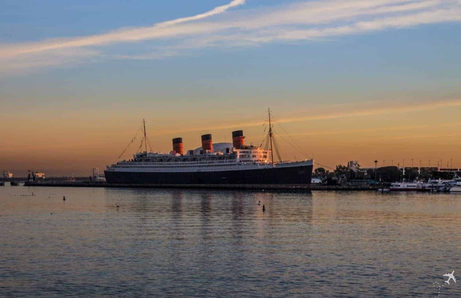Queen Mary Los Angeles, USA