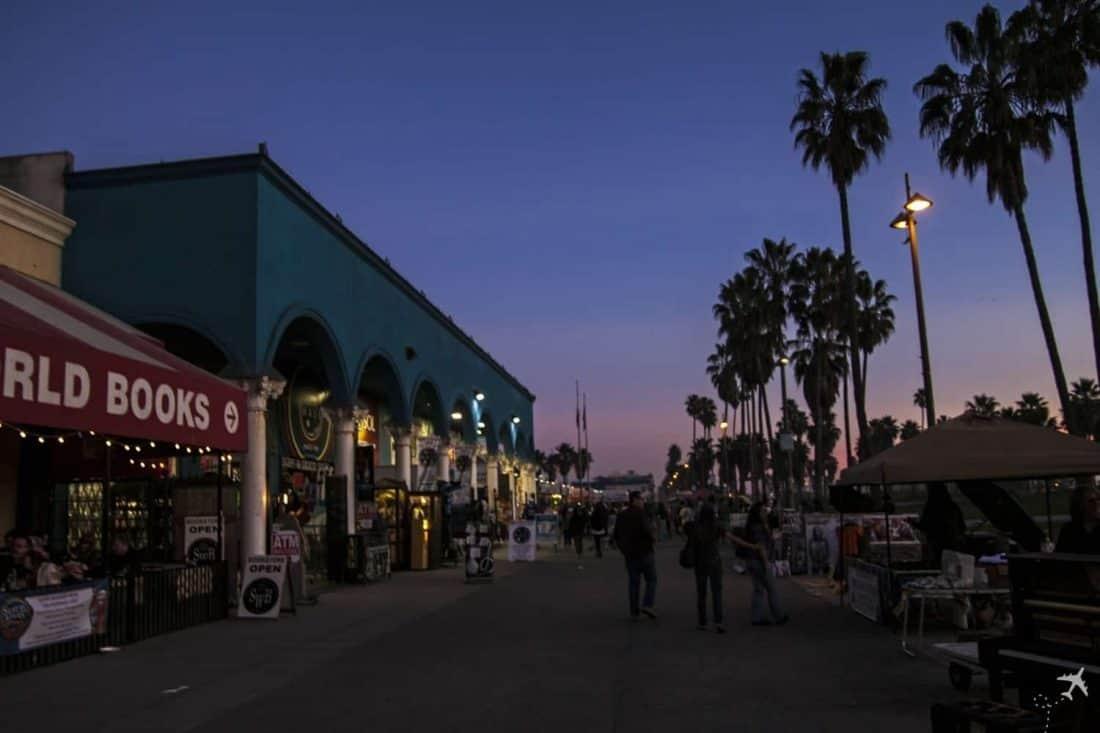 Venice Beach Los Angeles, USA