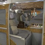 Emirates First Class Suite