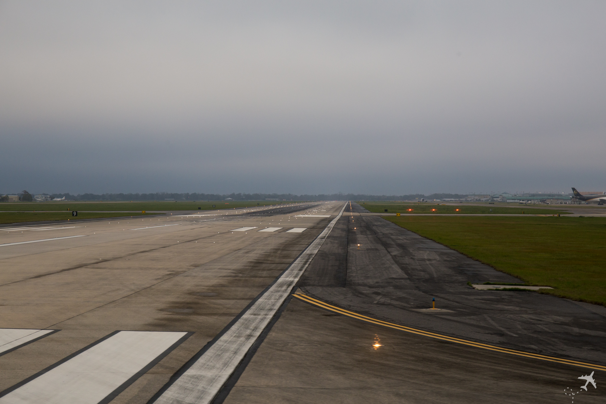 Runway - New Orleans Louis Armstrong International Airport [MSY]