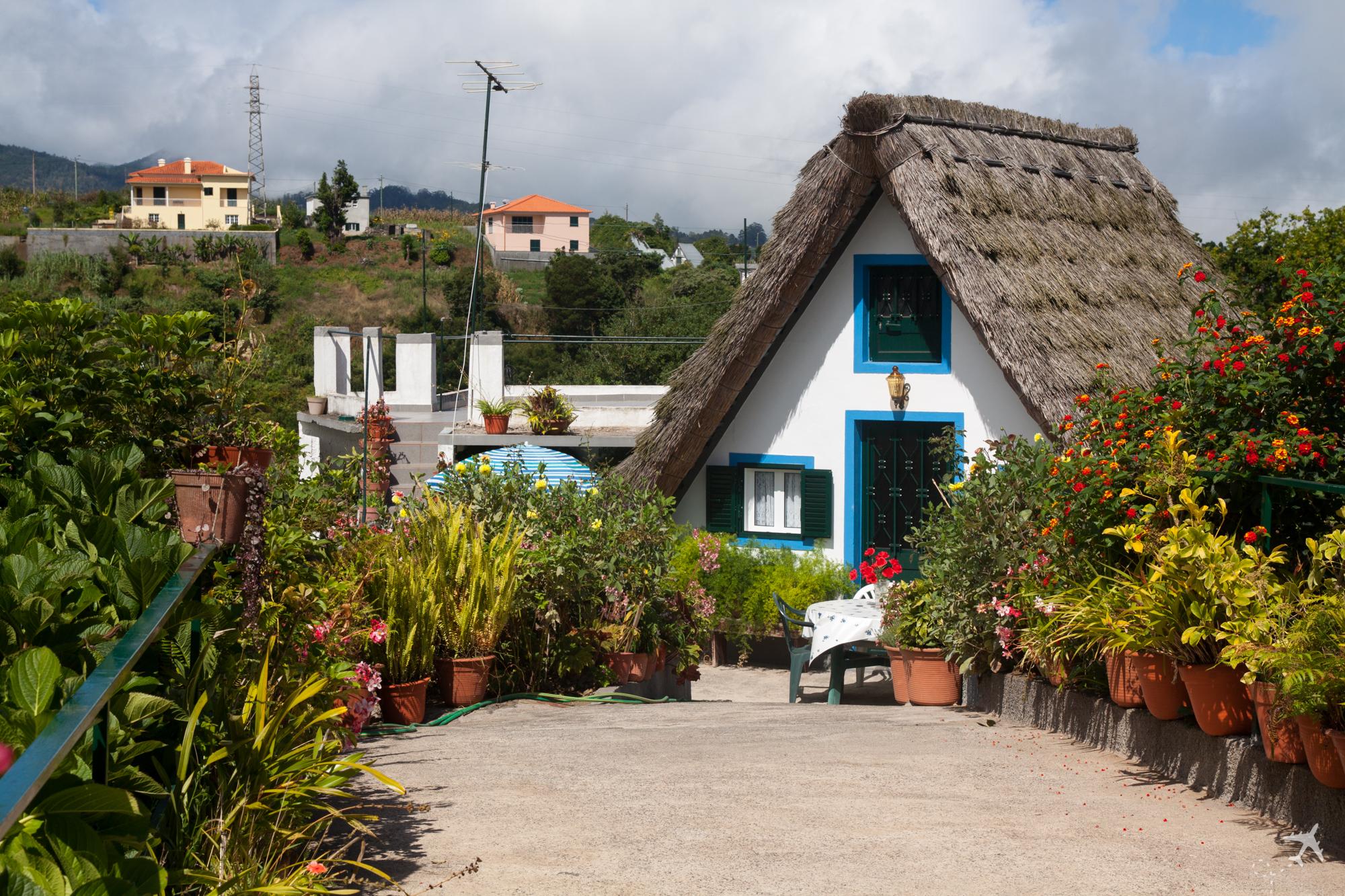 Santana, Madeira, Portugal