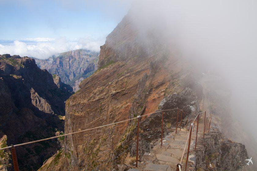 Pico do Arieiro, Madeira, Portugal