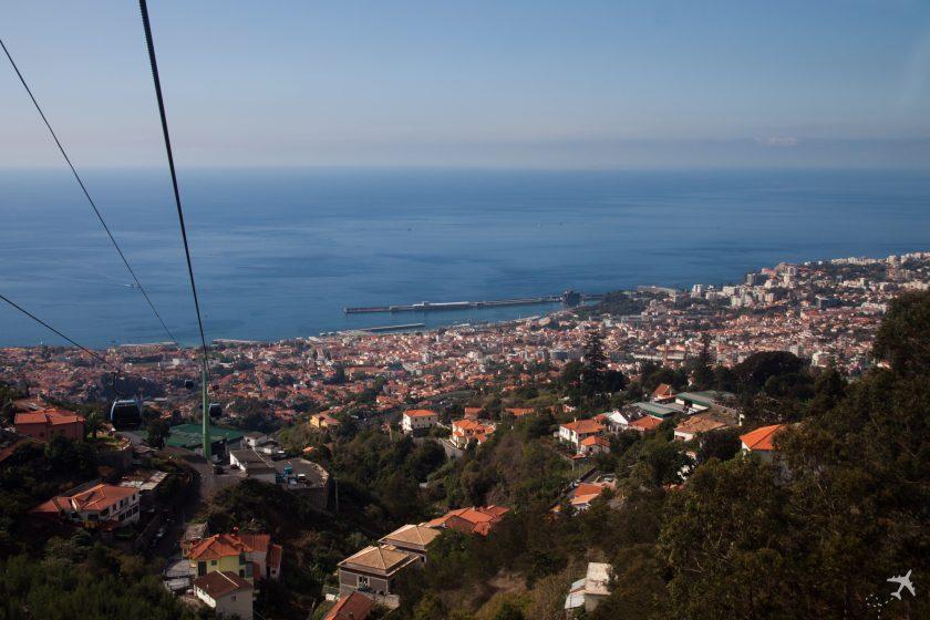 Telefericos da Madeira - Funchal, Madeira, Portugal