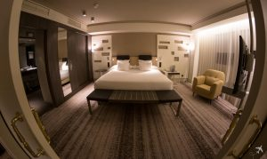 Suite Marriott Madrid Auditorium