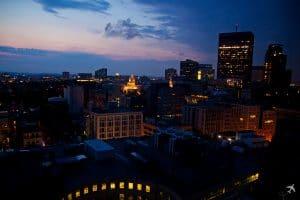 Massachusetts State House, Boston, USA