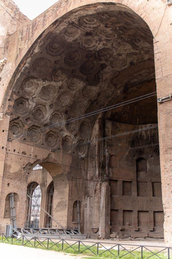 Maxentiusbasilika Rom