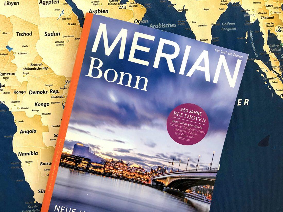 Merian Magazin Bonn