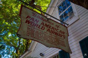 Pan American World Airways, Key West
