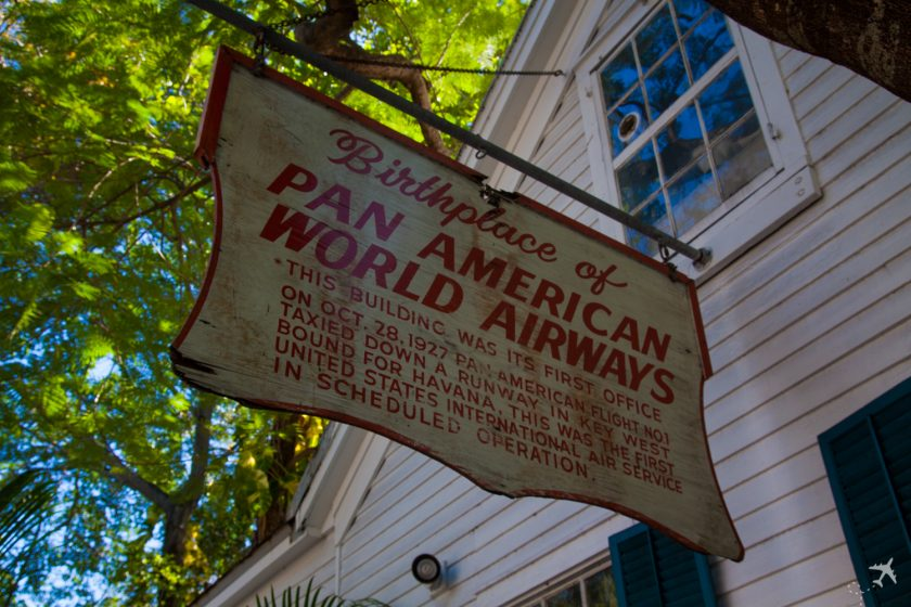 Pan American World Airways, Key West